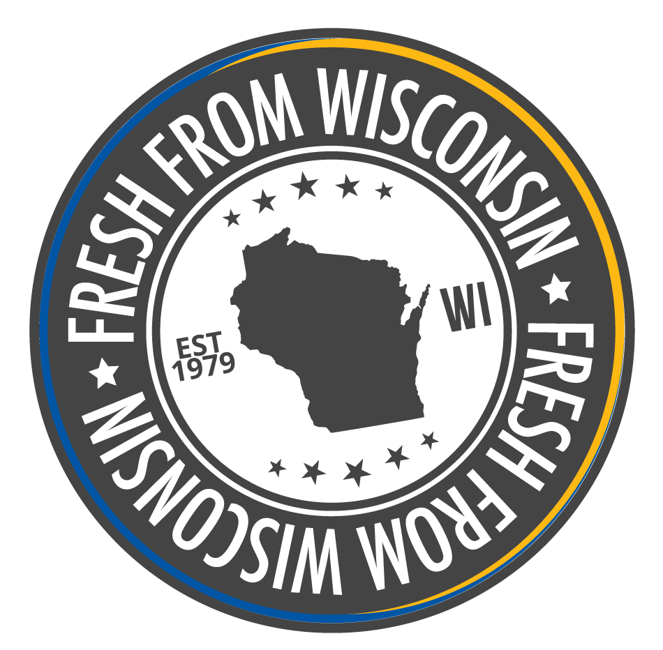 fresh from wisconsin footer logo